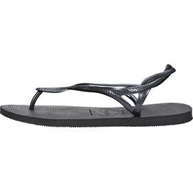 havaianas Luna Sandals Women black